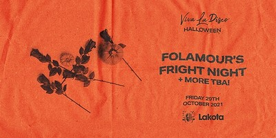 Folamour's Fright Night at Lakota in Bristol