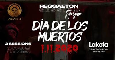 Intirave DIA DE LOS MUERTOS: Reggaeton at Lakota in Bristol