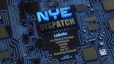 Lakota's NYE: Dispatch Recordings Takeover - More  at Lakota in Bristol