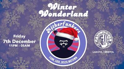 Motherfunkers Winter Wonderland at Lakota in Bristol