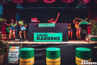 Rum & Reggae BBQ at Lakota Gardens at Lakota in Bristol