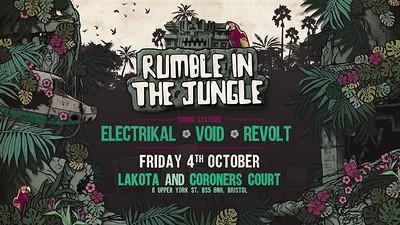 Rumble In The Jungle - Winter Carnival at Lakota in Bristol