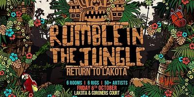 Rumble In The Jungle at Lakota in Bristol