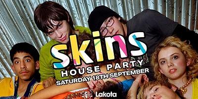 Skin's Freshers' House Party at Lakota in Bristol