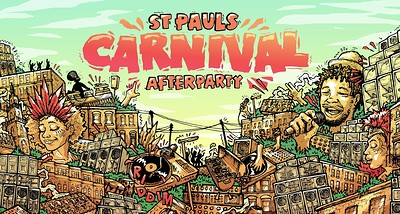 St. Paul's Carnival Afterparty at Lakota in Bristol