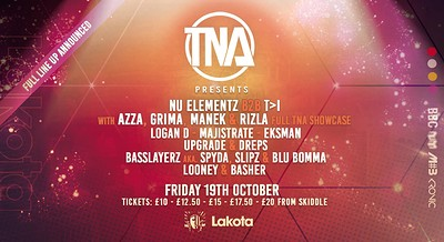 TNA PRESENTS - FULL SQUAD & MORE at Lakota in Bristol