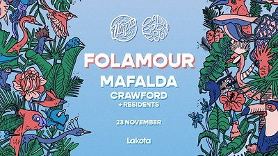 Utopia & Dad Bod Boogie: Folamour | Mafalda at Lakota in Bristol
