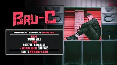 Wide Eyes: Bru-C UK Tour Ft. Skepsis, Sammy Virji, at Lakota in Bristol