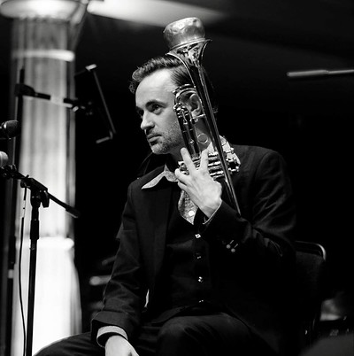 Jonny Bruce's Skellington Trio  at LEFTBANK in Bristol
