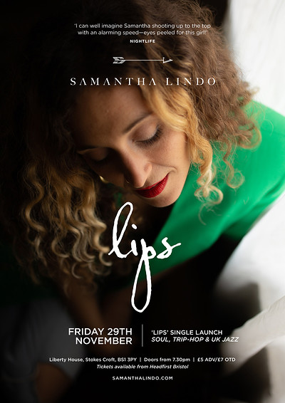 Samantha Lindo 'Lips' Single Launch  at Liberty House in Bristol