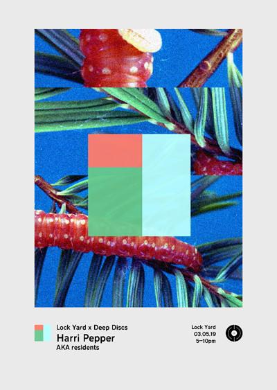Lock Yard x Deep Discs Presents: Harri Pepper at Lock Yard  in Bristol
