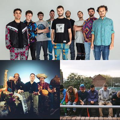 Nubiyan Twist + Snazzback - Rescheduled Date at Lost Horizon HQ in Bristol
