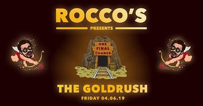 Rocco's Presents: The Goldrush at Luna Clifton in Bristol