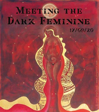 MEETING THE DARK FEMININE at Mivart PACT Studio in Bristol