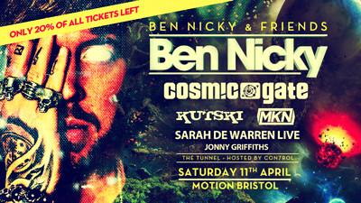 Ben Nicky & Friends at Motion in Bristol