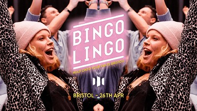 BINGO LINGO at Motion in Bristol