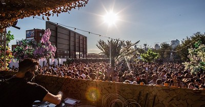 Bristol: ABODE Summer Day Party at Motion in Bristol