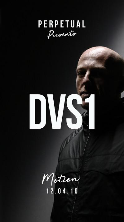 DVS1 at Motion, Bristol at Motion in Bristol