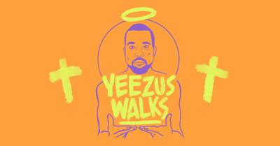 Kanye's Easter Sunday Service at Motion in Bristol