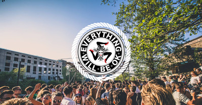 Lock Yard x Everything Will Be Okay at Motion in Bristol