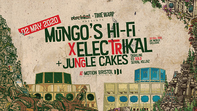 Mungos Hifi x Electrikal x Jungle Cakes at Motion in Bristol