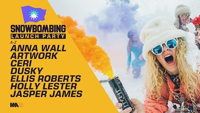 Snowbombing Presents Dusky, Artwork, Jasper James  at Motion in Bristol