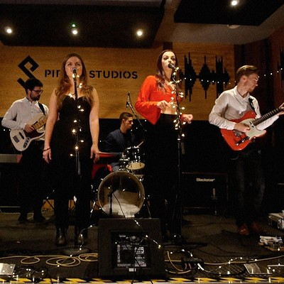 Boulevard Soul's Easter Special at Mr Wolfs in Bristol