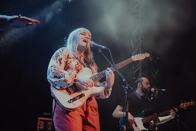 Evangeline + Easy Peelers at Mr Wolfs in Bristol