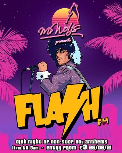 Flash at Mr Wolfs in Bristol