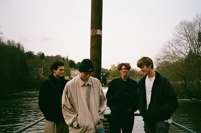 Luna Lake + Hum Fuzz at Mr Wolfs in Bristol