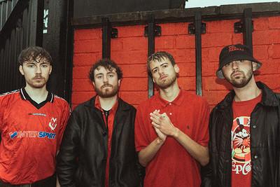 Parkas // Beefywink // Big Bad at Mr Wolfs in Bristol