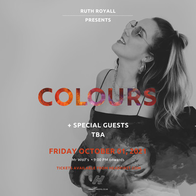 Ruth Royal EP Launch show at Mr Wolfs in Bristol