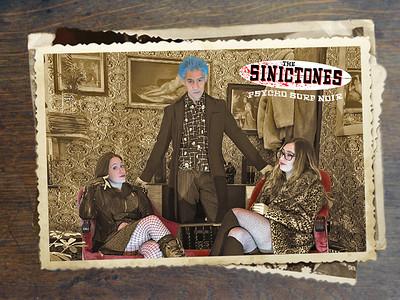 The SinicTones + Locomoss at Mr Wolfs in Bristol