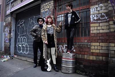MUDD CLUB + Remnantz + Carnie Punks at MUDD CLUB in Bristol