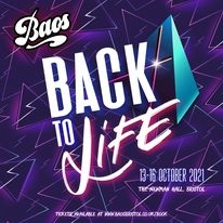 Back to Life - BAOS is back at Newman Hall, Bristol BS9 4DR in Bristol