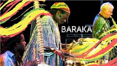Baraka at No.1 Harbourside in Bristol