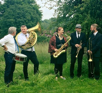 Brass Junkies at No.1 Harbourside in Bristol