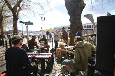 Bristol Street Music live at No.1 Harbourside in Bristol