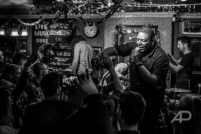Kirris Riviere Blues Band at No.1 Harbourside in Bristol