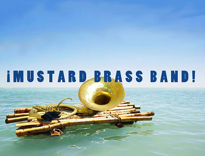 Mustard Brass Band  at No.1 Harbourside in Bristol