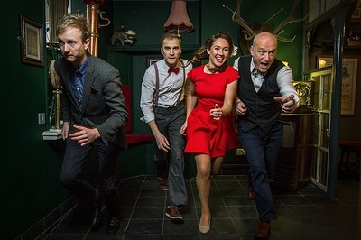 Swing Sunday with Emily Wright & The Royals  at No.1 Harbourside in Bristol