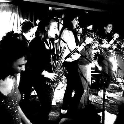 The Mighty John Street Ska Orchestra at No.1 Harbourside in Bristol