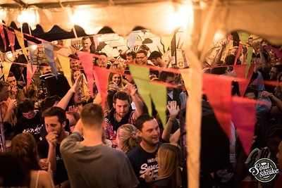 Spring Garden Party  at Number 51 in Bristol