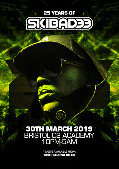 25 Years of Skibadee at O2 Academy in Bristol