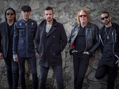 Black Star Riders at O2 Academy in Bristol