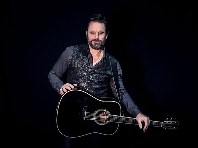 Charles Esten at O2 Academy in Bristol