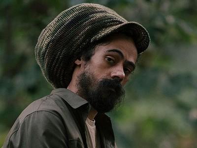 """Damian """"Jr. Gong"""" Marley at O2 Academy in Bristol"""