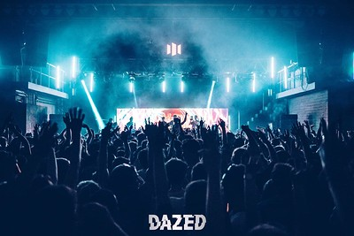 Dazed presents  Turno, Jappa, Ill Truth & AMA at O2 Academy in Bristol