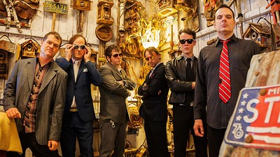 Electric Six at O2 Academy in Bristol