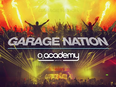 Garage Nation at O2 Academy in Bristol